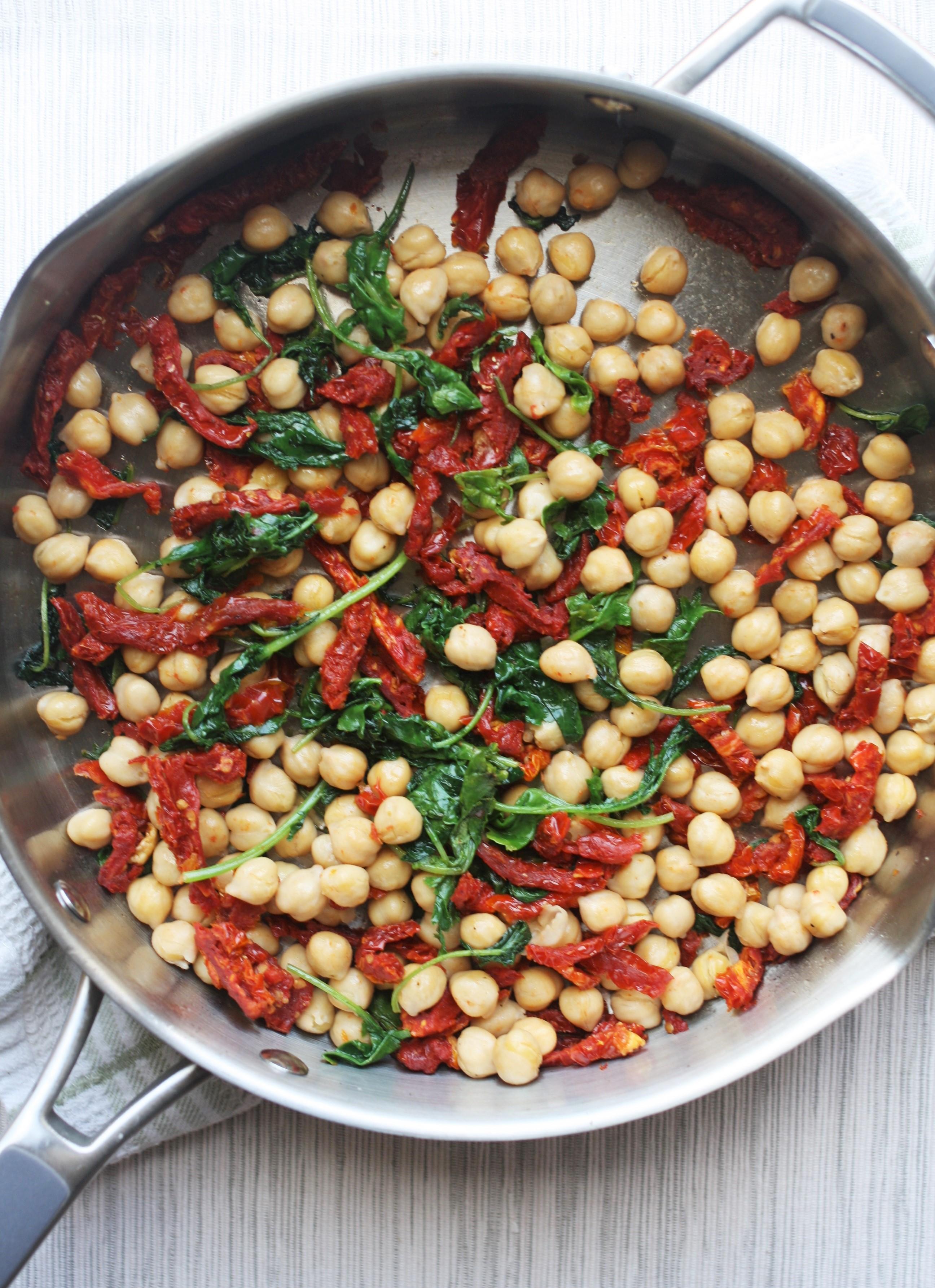 Mediterranean Farro SaladOrchard Street Kitchen