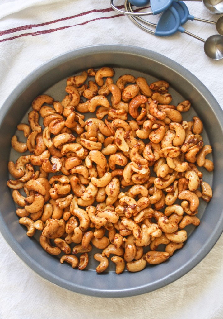 Chinese Five Spice Cashews