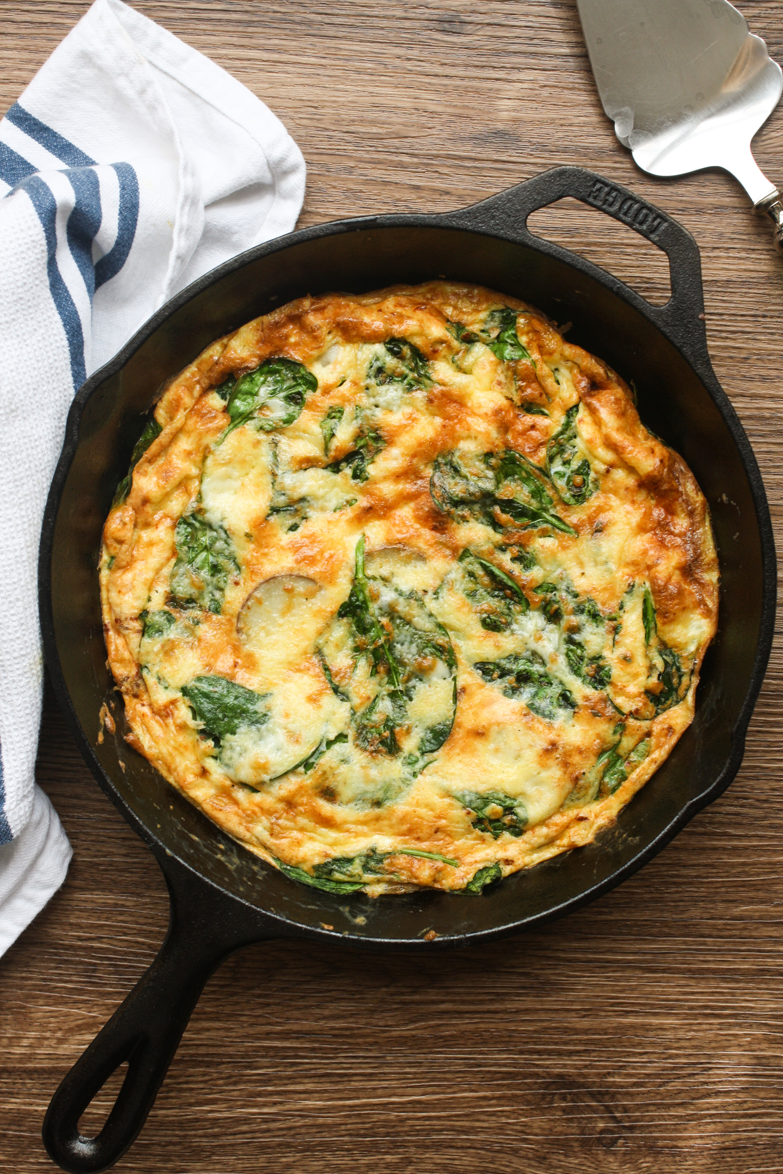 Crustless Quiche, Frittata, Eggs Recipes — Dishmaps