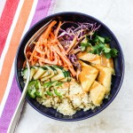 Banh Mi Tofu Bowl